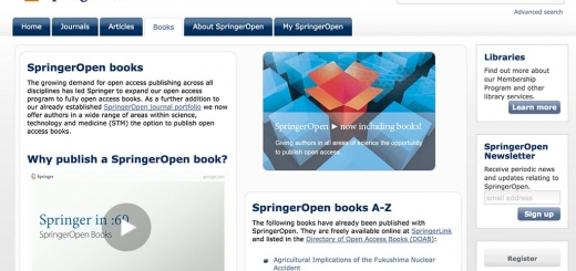 SpringerOpen Books