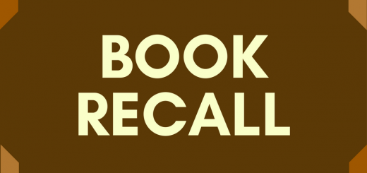 book recall title